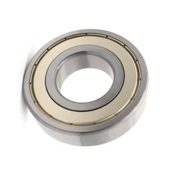 Deep Groove Ball Bearing 2RS Bearing Distributor of NSK SKF NTN Koyo 6316 6316zz 6316 2RS #1 image